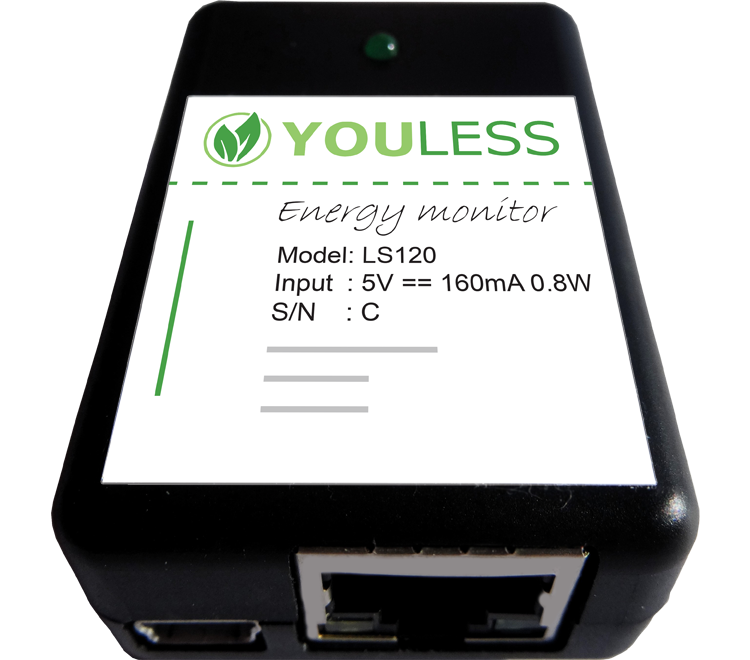 Energiemonitoring YouLess